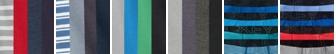 Grey Stripe Asst