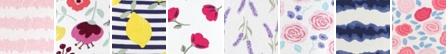 Pink Scribble