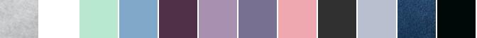Light Grey/Fushia