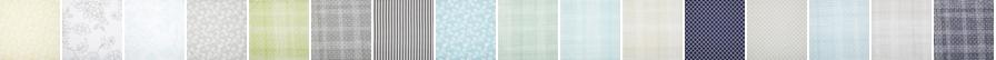 Grey Soft Polka Dots