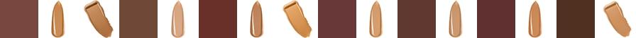 21 Cuddle: Rich, red tone brown