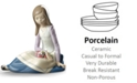 Lladro Contemplative Young Girl Collectible Figurine