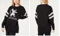 ARTISTIX Graphic Sweatshirt Dress