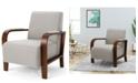 Noble House Lauren Club Chair