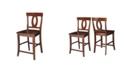 "International Concepts Verona Counterheight Stool - 24"" Seat Height"
