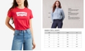 Levi's Cotton Batwing Logo Graphic T-Shirt