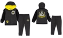 DC Comics Toddler Boys 2-Pc. Batman Hoodie & Joggers