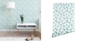 Deny Designs Gabriela Fuente Tropical life 2'x8' Wallpaper