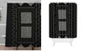 Deny Designs Iveta Abolina Mud Cloth Inspo I Shower Curtain