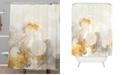 Deny Designs Iveta Abolina Moosebird Shower Curtain