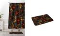 Deny Designs Iveta Abolina Lula Garden II Bath Mat