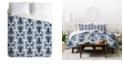 Deny Designs Heather Dutton Mythos Oceanic Twin Duvet Set