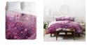 Deny Designs Iveta Abolina Blackberry Summer II Twin Duvet Set