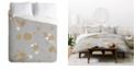 Deny Designs Iveta Abolina Foggy Morning Twin Duvet Set