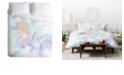 Deny Designs Iveta Abolina California Dreams Queen Duvet Set