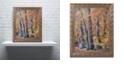 """Trademark Global Cora Niele 'Autumn Beeches II' Ornate Framed Art, 16"""" x 20"""""""