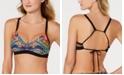 Body Glove Karma Printed D-Cup Bikini Top