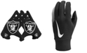 Nike Oakland Raiders Fan Gloves