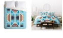 Deny Designs Holli Zollinger Acacia Queen Duvet Set