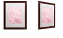 "Trademark Global Color Bakery 'Hyacinth Ii' Matted Framed Art, 16"" x 20"""
