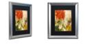 "Trademark Global Color Bakery 'November' Matted Framed Art, 16"" x 20"""