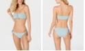 Roxy Juniors' Lace-Up Bikini Top & Side-Tie Bottoms