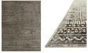 "Loloi Javari JV-06 Charcoal/Silver 2'6"" x 10' Runner Area Rug"
