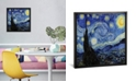 """iCanvas """"The Starry Night"""" by Vincent van Gogh Gallery-Wrapped Canvas Print"""