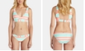 Raisins Striped Bikini Top & Bottoms