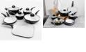Oster Herstal 11-piece Aluminum Cookware Set