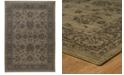 "Oriental Weavers Foundry 4924E Gray/Gray 1'10"" x 3'3"" Area Rug"