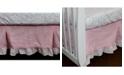 3 Stories Trading 3Stories Nurture Pink Velour Dust Ruffle