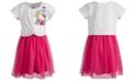 Hello Kitty Toddler Girls Graphic-Print Mesh Dress
