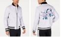 INC International Concepts I.N.C. Men's Full Bloom Baseball Jacket, Created for Macy's
