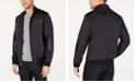 INC International Concepts I.N.C. Men's Becket Mixed Media Jacket, Created for Macy's
