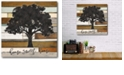 """Courtside Market Home Sweet Home Gallery-Wrapped Canvas Wall Art - 16"""" x 16"""""""