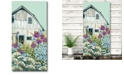 """Courtside Market Field Day on The Farm Gallery-Wrapped Canvas Wall Art - 14"""" x 28"""""""