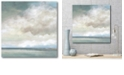 """Courtside Market Cloudscape VII Gallery-Wrapped Canvas Wall Art - 30"""" x 30"""""""