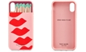 kate spade new york Matches And Lips iPhone XS Case
