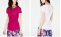 INC International Concepts INC Cotton Embellished T-Shirt, Created for Macy's