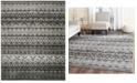 Safavieh Adirondack Ivory and Charcoal 8' x 10' Area Rug