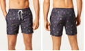 Maui and Sons Men's Graphic Swim Trunks