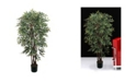 Nearly Natural 4' Smilax Faux Silk Tree