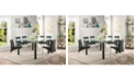 Acme Furniture Gordie Counter Height Chair (Set of 2)