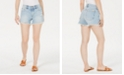 Joe's Jeans Ozzie Ripped Denim Shorts