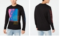 GUESS Men's Adults Only Long-Sleeve Graphic T-Shirt