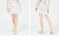 Gypsies & Moondust Juniors' Printed A-Line Skirt