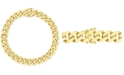 Macy's Curb Link Bracelet in 10k Gold