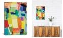 "iCanvas ""Urban Essay Xxiv"" By Kim Parker Gallery-Wrapped Canvas Print - 26"" x 18"" x 0.75"""