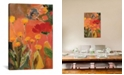 """iCanvas """"Dandelions"""" By Kim Parker Gallery-Wrapped Canvas Print - 40"""" x 26"""" x 0.75"""""""